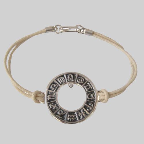 astromedal pulsera zodiacal energía astrología